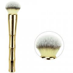 Pincel para Maquiagem Topo Arredondado Rose Gold - Miss Frandy