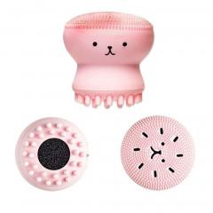 Escova de Limpeza Facial Esfoliante