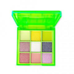 Paleta de 09 Sombras Neon Mylife - Modelo 03