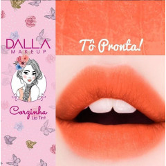Lip Tint Vegano Coleção Corzinha Dalla Makeup - Cor Tô Pronta