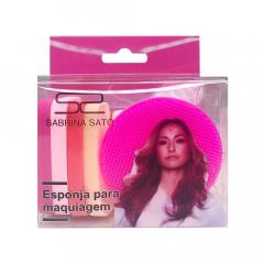 Kit 4 Esponjas + Escova de Limpeza - Sabrina Sato
