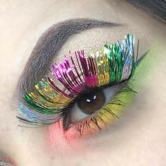 Cílios Postiço 5D Carnaval Sabrina Sato - Modelo A08