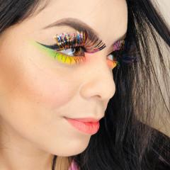 Cílios Postiço 5D Carnaval Sabrina Sato - Modelo A05