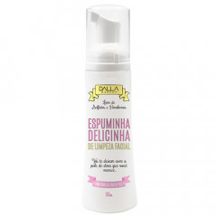 Espuminha Delicinha de Limpeza Facial - Dalla Makeup Skincare