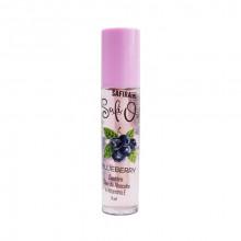 Lip Safi Oil Hidratante Labial Safira - Blueberry