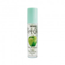 Lip Safi Oil Hidratante Labial Safira - Maça Verde
