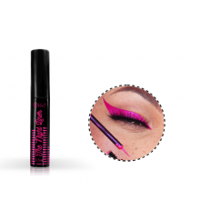 Delineador Líquido Metalizado Rosa The Night Liner Dalla Makeup