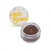 Gel para Sobrancelha Hello Brow! Vizzela - Cor Marrom Escuro