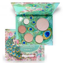 Paleta De Iluminadores Secret Garden Volume 2 - Dalla Makeup
