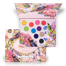 Paleta De Sombras Secret Garden Volume 1 - Dalla Makeup